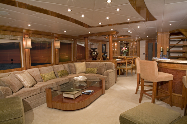 2008 Hargrave 98 ft Sky Lounge - TIGERS EYE