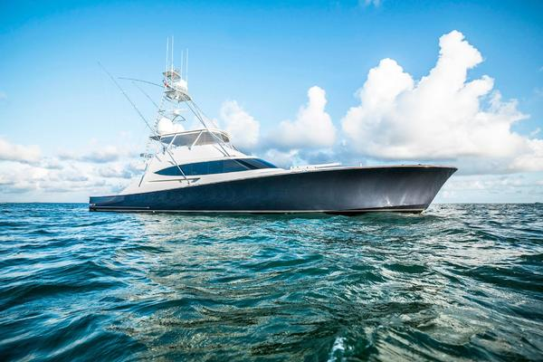 90' Yachting Developments Sport Fisherman 2012 | SATU