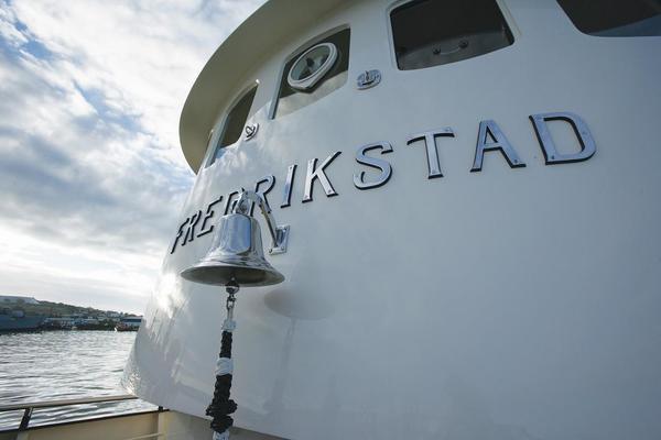 1968Custom 75 ft Expedition Motor Yacht   FREDRIKSTAD