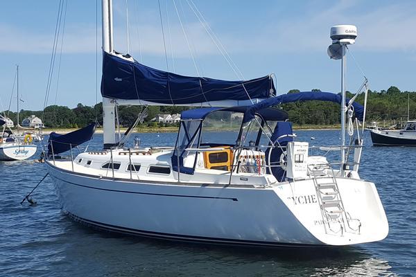 38' Freedom Yachts 36/38 1986 | Tyche