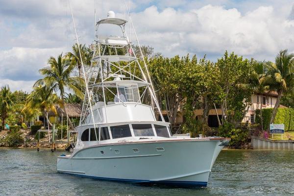 1975Brownell  Rybovich  Whiticar 50 ft 1975 2016 Custom Sportfish   Penade