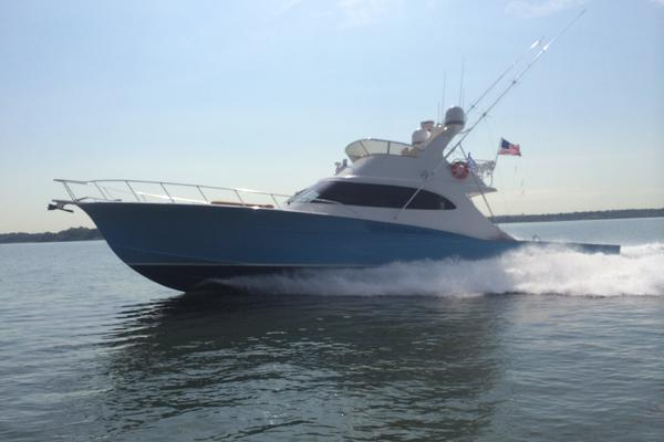 60' Custom Carolina 60 Sportfish 2012 | Axios