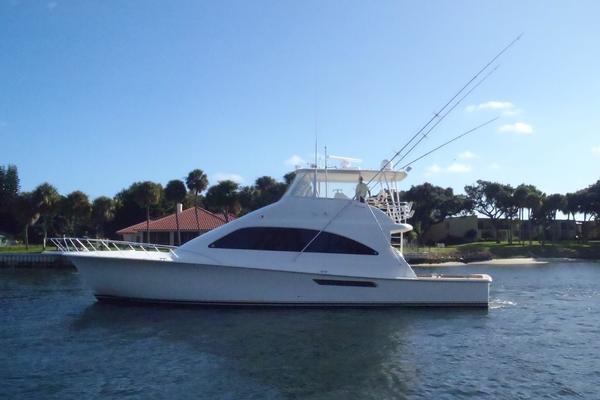 57' Ocean Yachts 57 Super Sport 2006 | Hookem Dan O