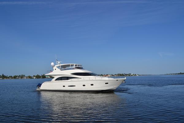 Marquis Flybridge Motor Yacht
