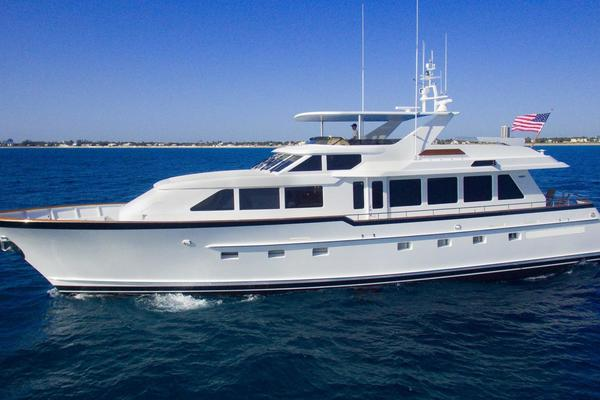 85' Burger Motor Yacht 1997 | Roamin Holiday