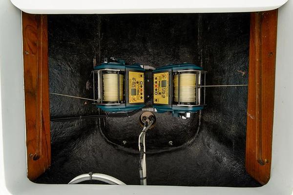 2000Bertram 60 ft 60 Convertible   QUITE A RIOT