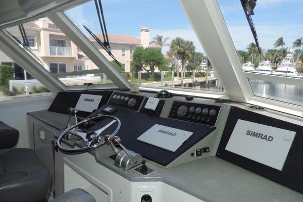 1999Viking 60 ft Sport Yacht   Summerport