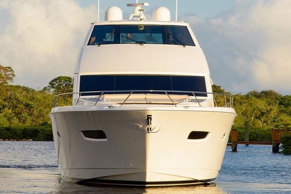 2017Viking 75 ft Motor Yacht   Slipstream