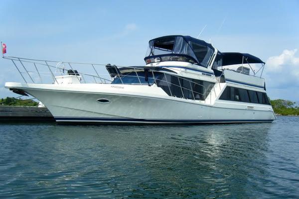 Bluewater Yachts 60 Motoryacht