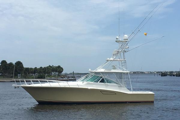 2006 Cabo 45 Open
