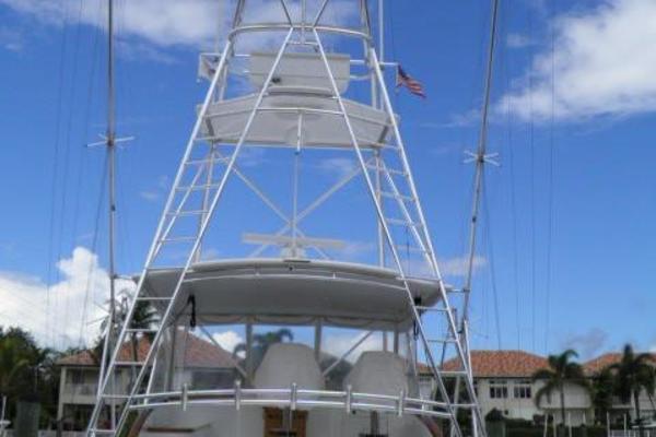 2003Rybovich 60 ft 60 Sportfish   Pescador