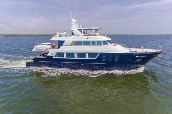 98' MCP 98 Global Fast Trawler 2006 | MISS SHUGA