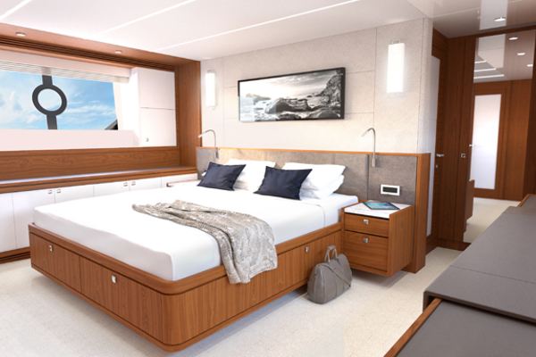 Picture Of: 70' Johnson Flybridge Motor Yacht 2021 Yacht For Sale | 4 of 11