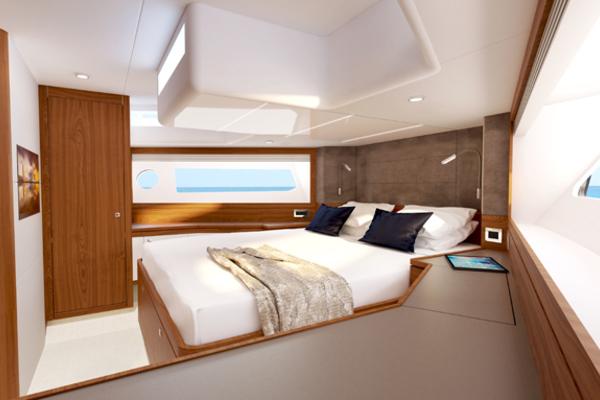 2021 Johnson 70' Flybridge Motor Yacht JOHNSON 70 FLYBRIDGE | Picture 7 of 11