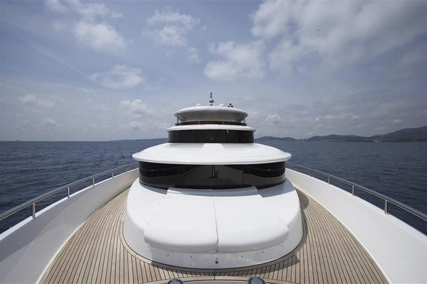 2021 Johnson 110' 110' Skylounge w/On-Deck Master Johnson 110 | Picture 1 of 23