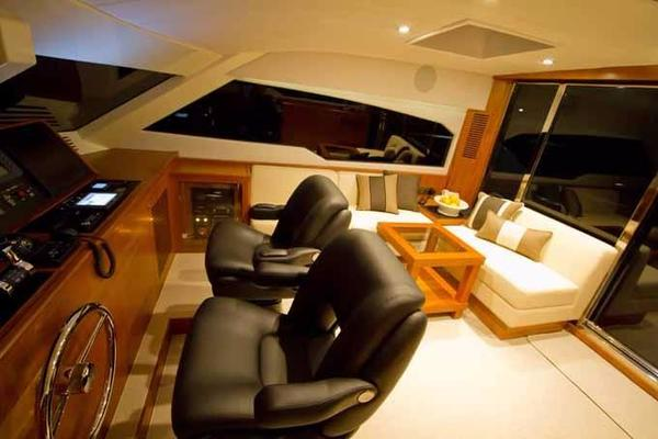 Picture Of: 70' Johnson Skylounge Motor Yacht 2020 Yacht For Sale | 2 of 19