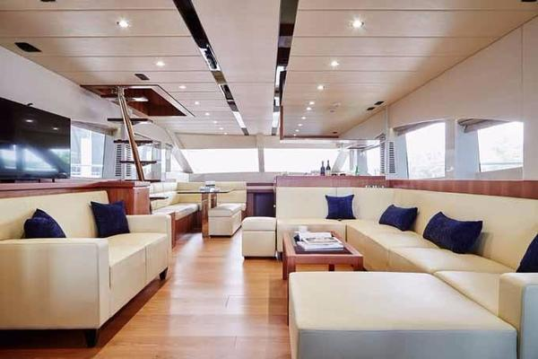Picture Of: 70' Johnson Skylounge Motor Yacht 2020 Yacht For Sale | 3 of 19