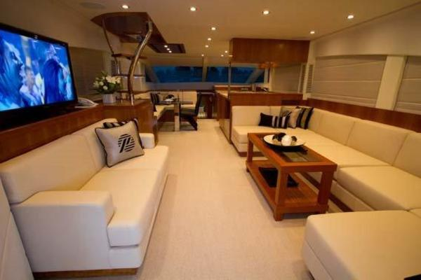 Picture Of: 70' Johnson Skylounge Motor Yacht 2020 Yacht For Sale | 4 of 19