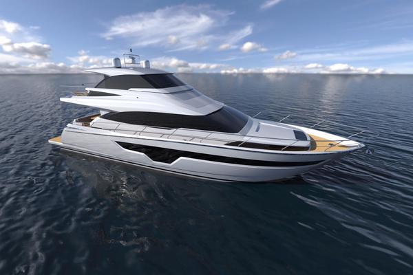 2020 Johnson 70' Skylounge Motor Yacht JOHNSON 70 SKYLOUNGE | Picture 1 of 19