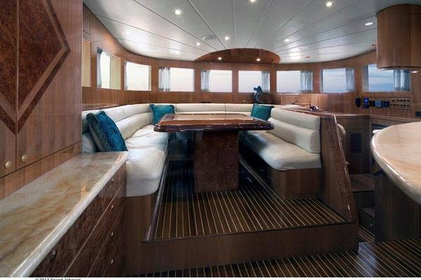 Picture Of: 80' Johnson Flybridge w/Fishing Cockpit 2022 Yacht For Sale | 3 of 13