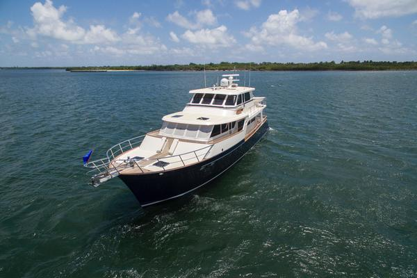 Picture Of: 70' Marlow 70 Explorer Command Bridge 2008 Yacht For Sale | 4 of 67