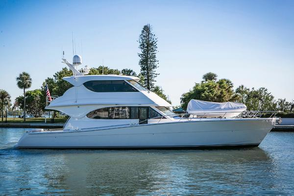 60' Maritimo 60 Motoryacht 2009 | NO WORRIES