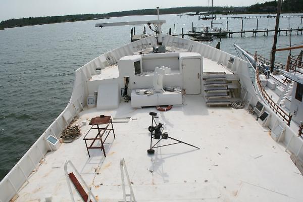 1945 Custom 145' DEFOE SHIPBUILDING Explorer Keyport | Picture 2 of 42