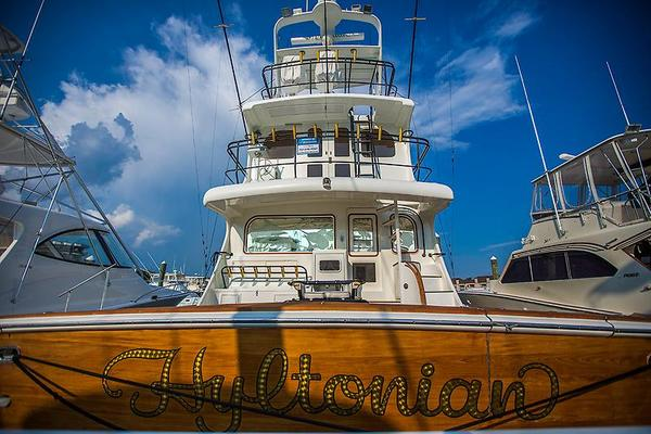 2000Tiffany 72 ft 72 Enclosed Bridge   Hyltonian