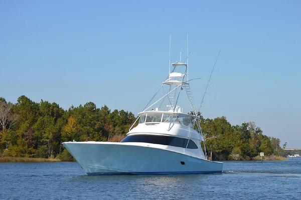 2010Viking 82 ft 82 Convertible   Our Trade