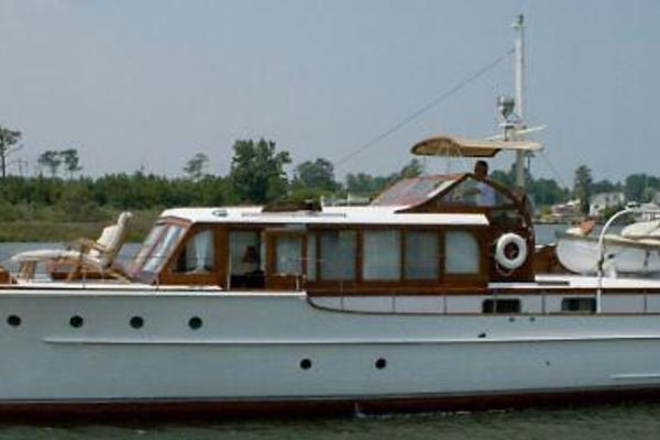 1937 Elco 53' Motor Yacht Crown Goose | Picture 5 of 40
