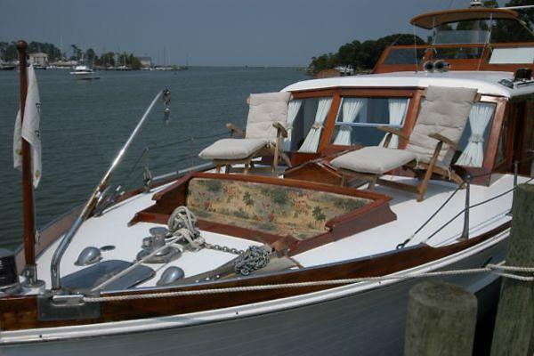 1937 Elco 53' Motor Yacht Crown Goose | Picture 6 of 40