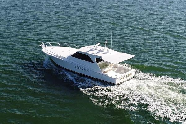 52' Viking Sport Yacht 2010 | At Ease