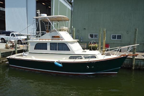 Brownell Downeast Trawler