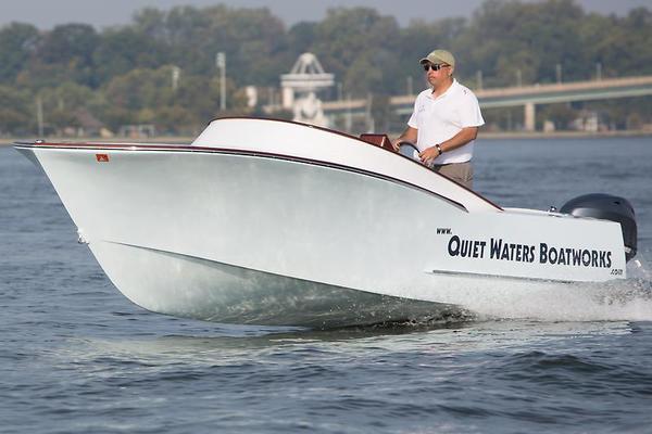16' Quiet Waters Custom Carolina 2013 | No Name