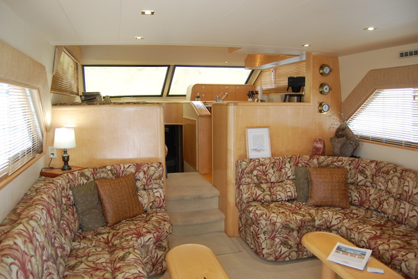 1997 Neptunus 55' 55 Motor Yacht Sea Venture III | Picture 4 of 58