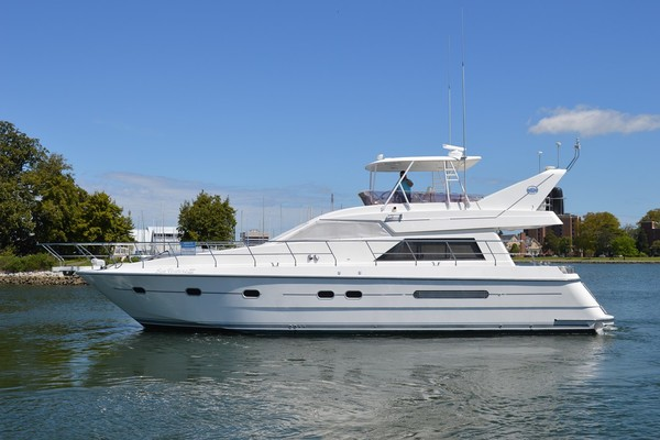 55' Neptunus 55 Motor Yacht 1997 | Sea Venture Iii