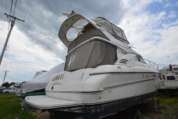 1996Sea Ray 40 ft 400 Sedan Bridge   ALLONS Y