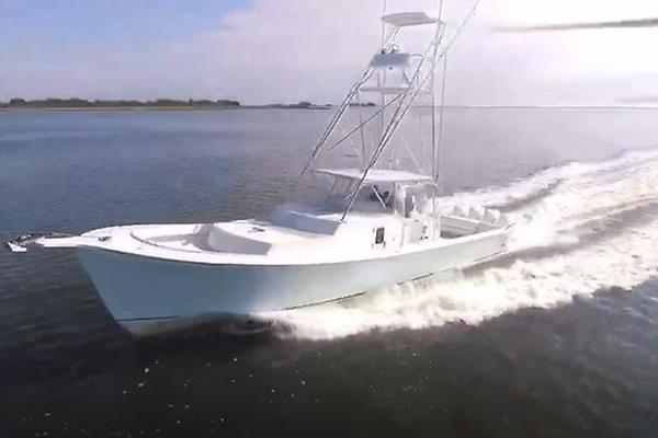 Chesapeake 53' CENTER CONSOLE SPORTFISH 2017