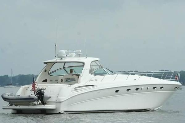 51' Sea Ray 510 Sundancer 2001 | Sophia