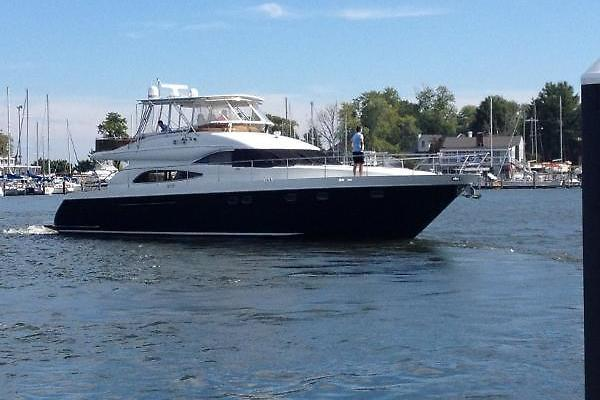 65' Viking Princess 65 MOTOR YACHT 1999 | At Last