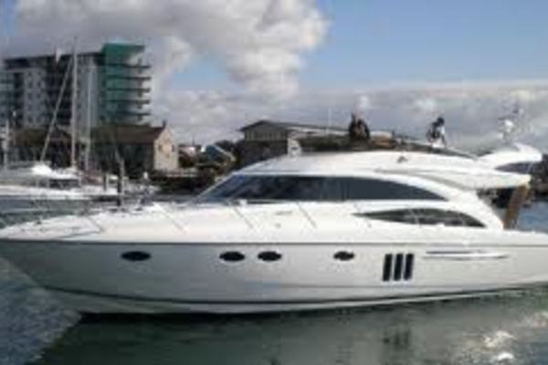Princess 58 Flybridge