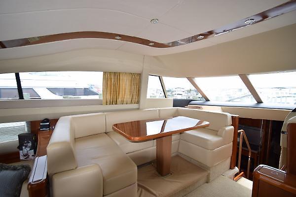 2008Princess 58 ft 58 Flybridge   Sea Rover