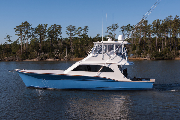 53' Jarrett Bay 53 Convertible 2005 | BAC-IN-FIVE