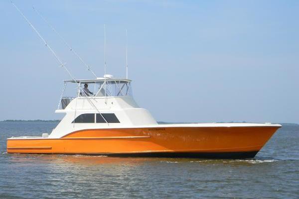 63' Custom Carolina CHARTER 2013 | Wave Runner