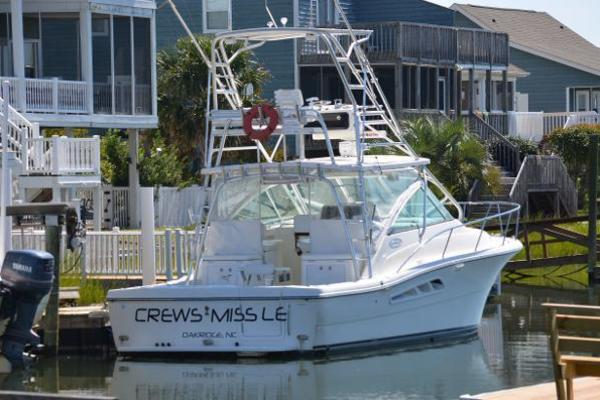 33' Rampage EXPRESS 2006 | Crews Missile