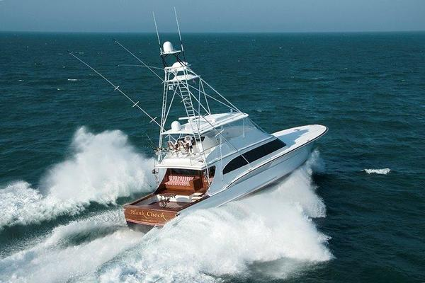 2019Jarrett Bay 84 ft Custom Carolina Convertible   Hull  60