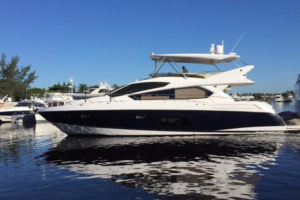 Sunseeker 63' Manhattan 63 2012