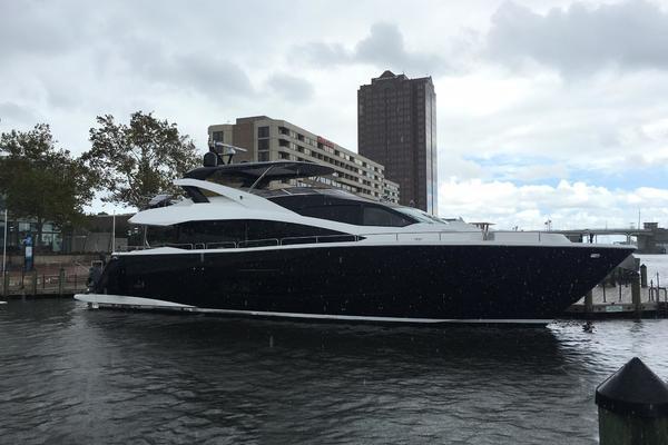 Sunseeker 86' 86 Yacht 2017