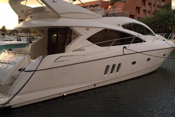 Sunseeker 60' MANHATTAN 2007