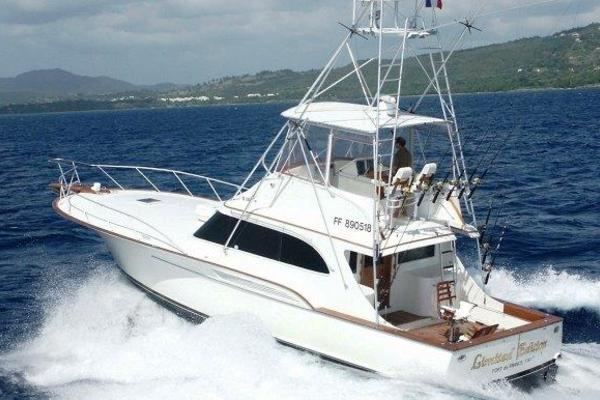 47' Buddy Davis 47 Sportfish 1989 | LIMITED EDITION